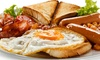KC's Cafe - Bracknell: Full English Breakfast With Tea or Coffee For Two (£8) or Four (£15) at KC's Breakfast Cafe at Bracknell Town FC