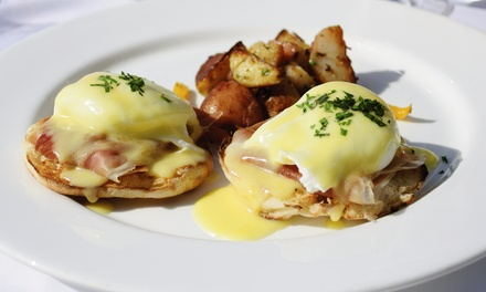 $13 for $20 Worth of American Breakfast, Lunch, and Dinner at Hob Nob Hill
