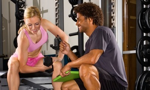 World Gym: One or Three Full-Access Membership with Two Personal-Training Sessions to World Gym (Up to 67% Off)