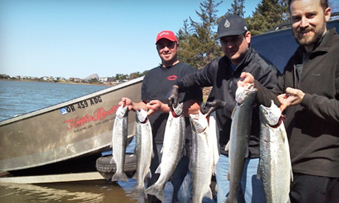 Dangerous Baits - Pacific City: Eight-Hour Fishing Trip for One, Two, or Three from Dangerous Baits (Half Off)