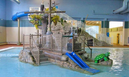 One, Two, or Four Groupons, Each Good for 1 Visit for a Family of up to Five to Great River Water Park (40% Off)