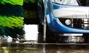 Constan Car Wash: $6 for an Exterior Car Wash, Polish Wax, and Hand Dry at Constan Car Wash ($11 Value)