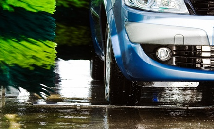 $6 for an Exterior Car Wash, Polish Wax, and Hand Dry at Constan Car Wash ($11 Value)