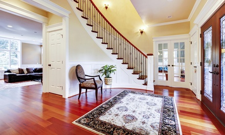 Basic Thorough Cleaning for Up to 1,000, 2,000, or 3,000 Square Feet (Up to 57% Off)