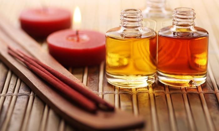 The Oily Way At D'von Salon - Anchorage: $55 for $110 Worth of Aroma-Oil Massage — The Oily Way at D'von Salon