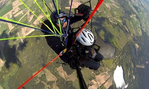 Collage: Lot paralotnią z elementami akrobatyki powietrznej od 249,99 zł z firmą Collage – wiele lokalizacji