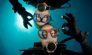 Scubafy Dive Center: Open-Water Scuba-Certification Course for One or Two at SCUBAfy Dive Center (Up to 58% Off)