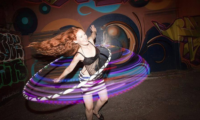 Sugar Hoops - Dovercourt House: C$59 for 10 Hoop-Dancing Classes at Sugar Hoops (C$160 Value)
