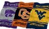 "NCAA UltraSoft 84""x54"" Blankets: NCAA UltraSoft 84""x54"" Blankets"