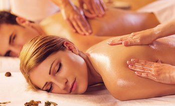 Up to 65% Off Couples Massage Session at Fit Foot