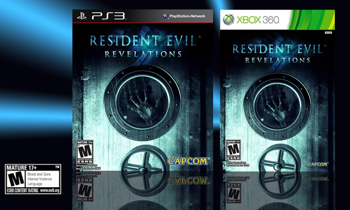 Resident Evil: Revelations for PS3 or Xbox 360: Resident Evil: Revelations for PS3 or Xbox 360. Free Shipping and Returns.