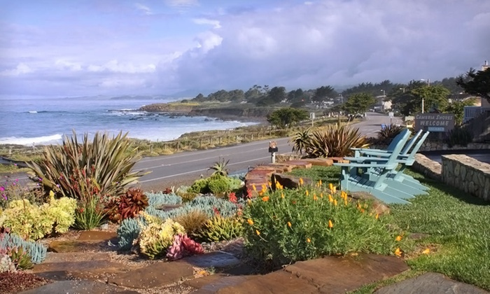 null - Los Angeles: Stay for Two at Cambria Shores Inn in Cambria, CA