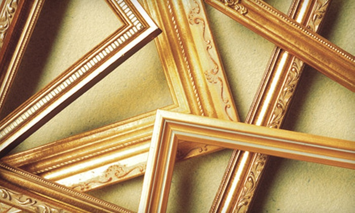 FastFrame - Fair Oaks: $39 for $100 Worth of Custom Framing at FastFrame in Fair Oaks