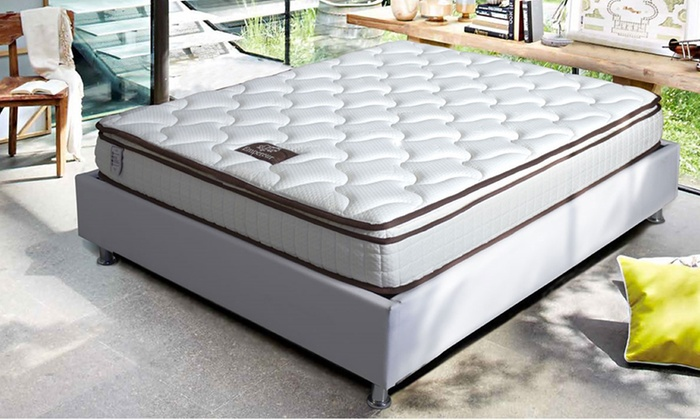 matelas empereur m moire forme sampur groupon. Black Bedroom Furniture Sets. Home Design Ideas