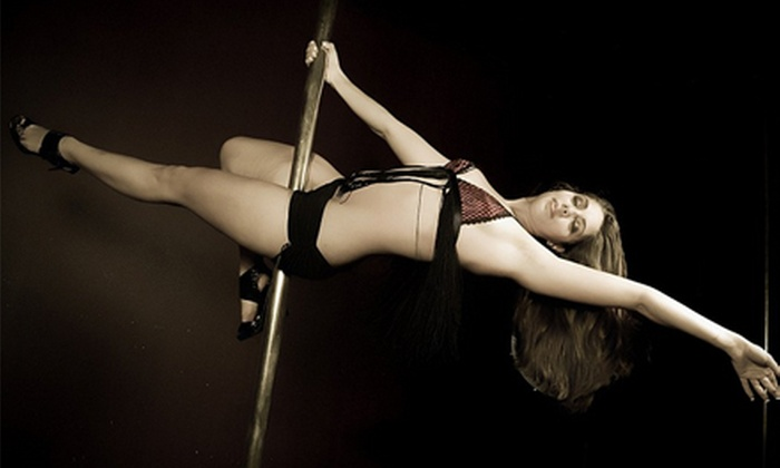 PoleLaTeaz - Atlanta: Two or Four Weeks of Unlimited Drop-In Pole and Sensual Dance Classes at PoleLaTeaz (59% Off)