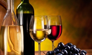 1249 Wine Bar: Wine Class with Tastings for One, Two, or Four at 1249 Wine Bar (54% Off)