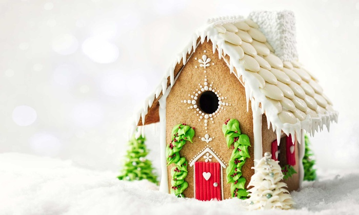 MOORE Toys & Gadgets - Wheaton: Gingerbread-House Making Class for One or Two at MOORE Toys & Gadgets (Up to 39% Off)