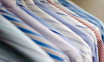 $5 for $10 Worth of Garment Care — Fluff & Fold Lavanderia