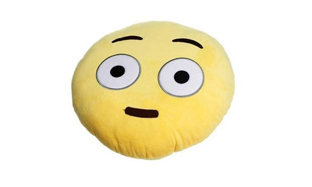 Emoji Pillows Groupon Goods