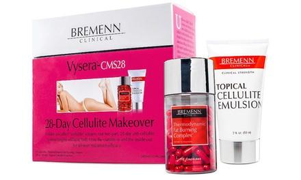 Bremenn Clinical Vysera 28-Day Cellulite Makeover Kit