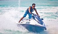 Jet Ski Rental: 15 or 30 Minutes for One or Two with Luxury Yachts (Up to 58% Off)