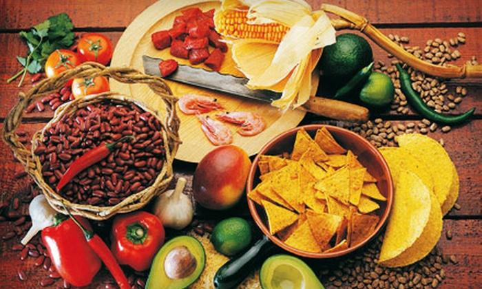 La Hacienda - Highland: $9 for $18 Worth of Peruvian, Mexican, and Salvadoran Fare at La Hacienda in St. Paul