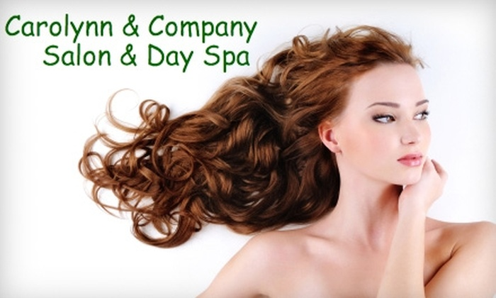 Carolynn & Company Salon & Day Spa - Dobson Ranch: $25 for $50 Worth of Hair, Nail, Massage, and Skin Services at Carolynn & Company Salon & Day Spa in Mesa