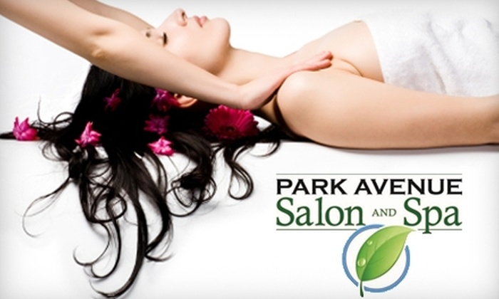 Park Avenue Salon and Spa - Derry: $40 for a Renewal and Nourish Body Treatment at Park Avenue Salon and Spa