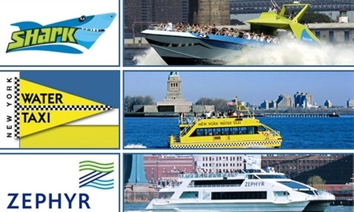 Harbor Experience Companies - Financial District: $13 for a NYC Boat Tour from Harbor Experience Companies