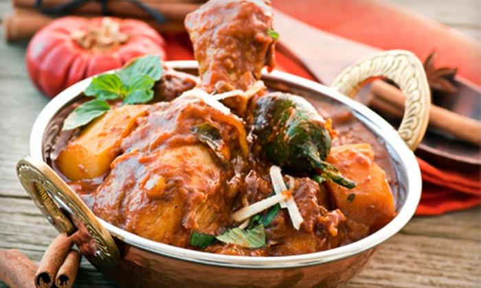 Royal Masala Restaurant and Bar - Downtown: $20 for $40 Worth of Indian Fare at Royal Masala Restaurant and Bar