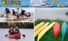 Windsong Charters, Inc. - New Port Richey: $15 for 4 Hours of Canoeing or Kayaking ($42 Value)