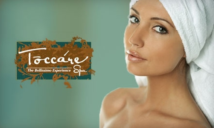 Toccare Spa - Windsor Road: $62 for a Beta-Lift Peel ($125 Value) or $100 for One Session of Dysport Cosmetic Injections ($200 Value) at Toccare Spa