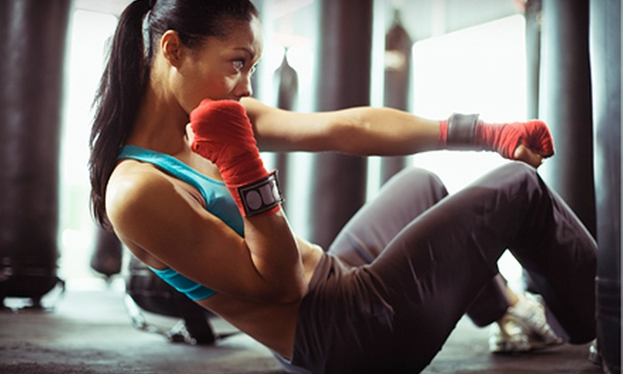 Punch Fitness - Westerville: 5, 10, or 20 Boxing and Kickboxing or Cardio Hip-Hop Boxing Classes at Punch Fitness in Westerville (Up to 55% Off)