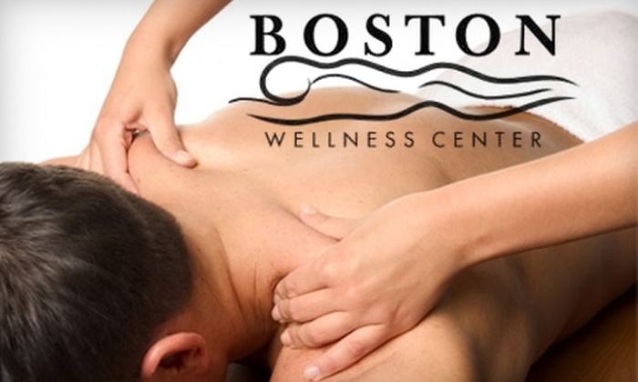 Boston Wellness - Tech Terrace- U.N.I.T.: Fitness, Massage, or Aesthetic Treatments at Boston Wellness. Choose from Three Options.