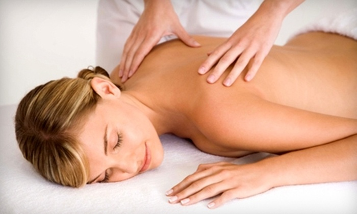 Spartas Mini-Spa - Millcreek: $30 for a Half-Hour Massage, 10-Minute Aromatherapy Steam, and Hand Paraffin Treatment ($60 Value) at Spartas Mini-Spa