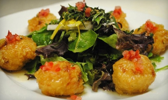 Royal Ginger Asian Fusion Bistro - The University: $10 for $20 Worth of Asian Fusion Dinner Fare at Royal Ginger Asian Fusion Bistro