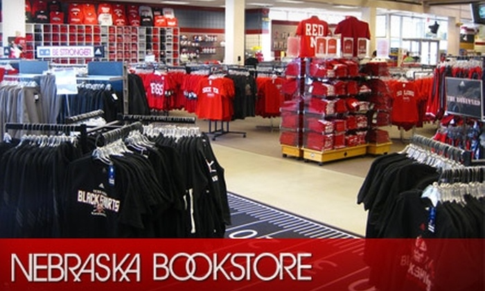 Nebraska Bookstore - Lincoln: $15 for $30 Worth of Apparel, Gifts, and More at Nebraska Bookstore