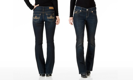 Seven7 Women's Bootcut Jeans. Assorted Styles and Colors. Free Returns.