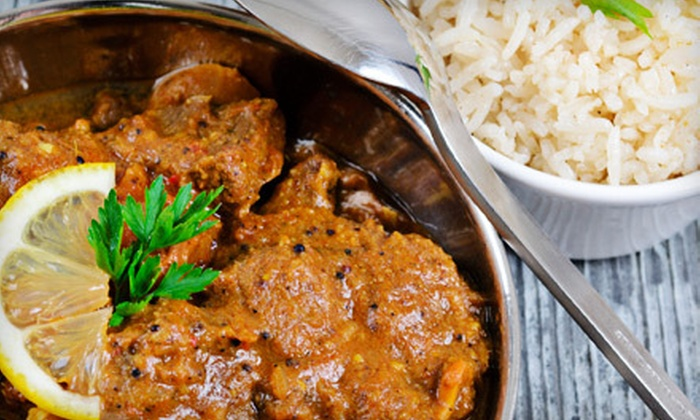 Indigo Indian Bistro - Midtown East: Dinner for Two or Four at Indigo Indian Bistro (Up to 60% Off)