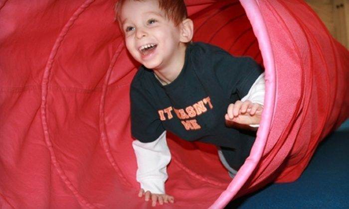 KidsStreet - Needham: $49 for 10 Jungle-Gym Passes ($100 Value) or $99 for a Weekly Spring Class (Up to $200 Value) at KidsStreet in Needham Heights