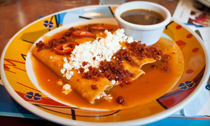 Maria's Cantina - Woodland: $20 for $40 Worth of Upscale Mexican Fare at Maria's Cantina in Woodland