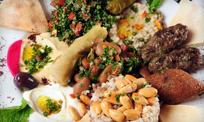 Lebanese American Festival Las Vegas - Enterprise: $10 for $20 Worth of Middle Eastern Fare and Drinks at the Lebanese American Festival Las Vegas October 7–9