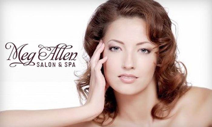 Meg Allen Salon - Sand Lake: $30 for $60 Worth of Salon Services at Meg Allen Salon