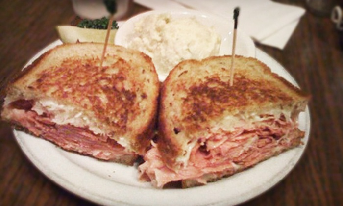 Sam's Kosher Style Restaurant & Deli - Orangevale: $12 for $25 Worth of Deli Fare and Drinks at Sam's Kosher Style Restaurant & Deli in Fair Oaks