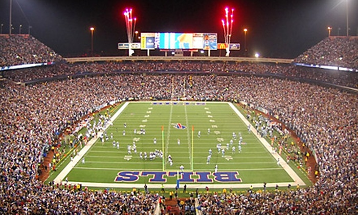 Buffalo Bills - Orchard Park: $87 for Family Outing for Four to Buffalo Bills' Kids Day and Preseason Game on August 27 at 3:30 p.m.