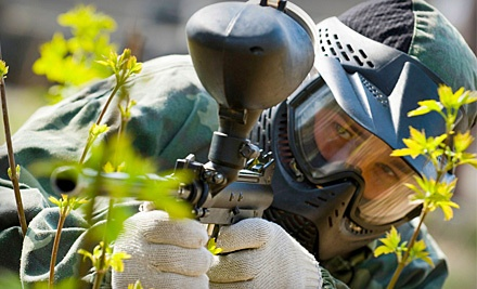 Paintball Outing without Equipment Rental (a $30 value) - The Paintball Zone in Waterford