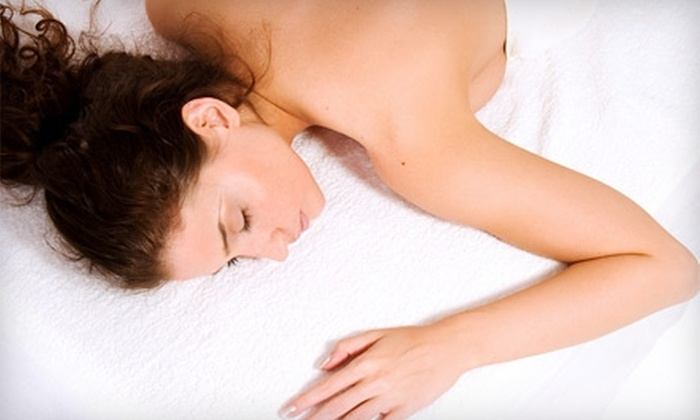 Valhalla Wellness and Medical Centers - Las Vegas: $49 for a 50-Minute Aromatherapy Massage at Valhalla Wellness and Medical Centers ($123.23 Value)