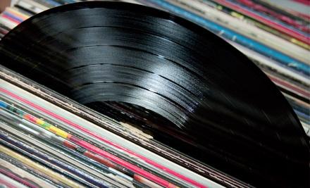 $20 Groupon to Black Pancake Records - Black Pancake Records in San Francisco