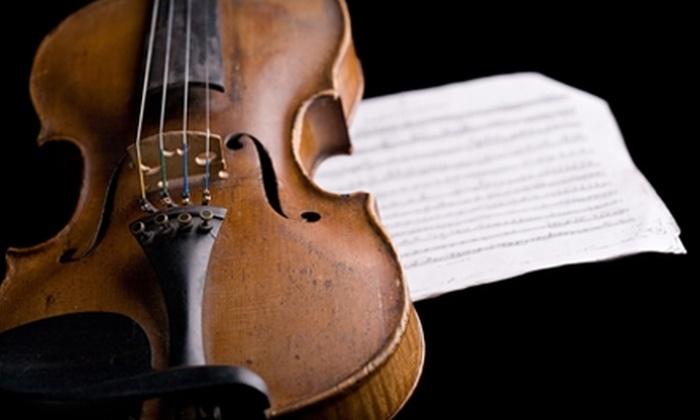 NewSongs School of Music - Elk Grove: $39 for $80 Worth of Classes or Camps at NewSongs School of Music in Elk Grove
