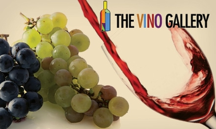 The Vino Gallery - Central West End: $15 for Any Wine Class Offered at The Vino Gallery ($30 Value)